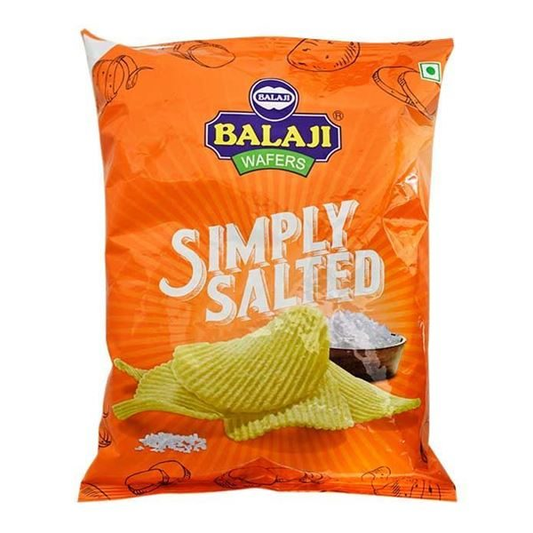 Balaji Simply Salted 45g