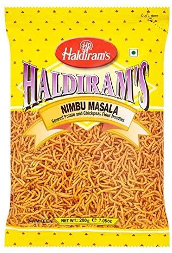 Haldiram's Nimbu Masala 200g