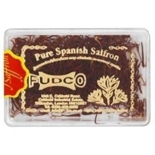 Fudco Saffron (Kesar) 1g