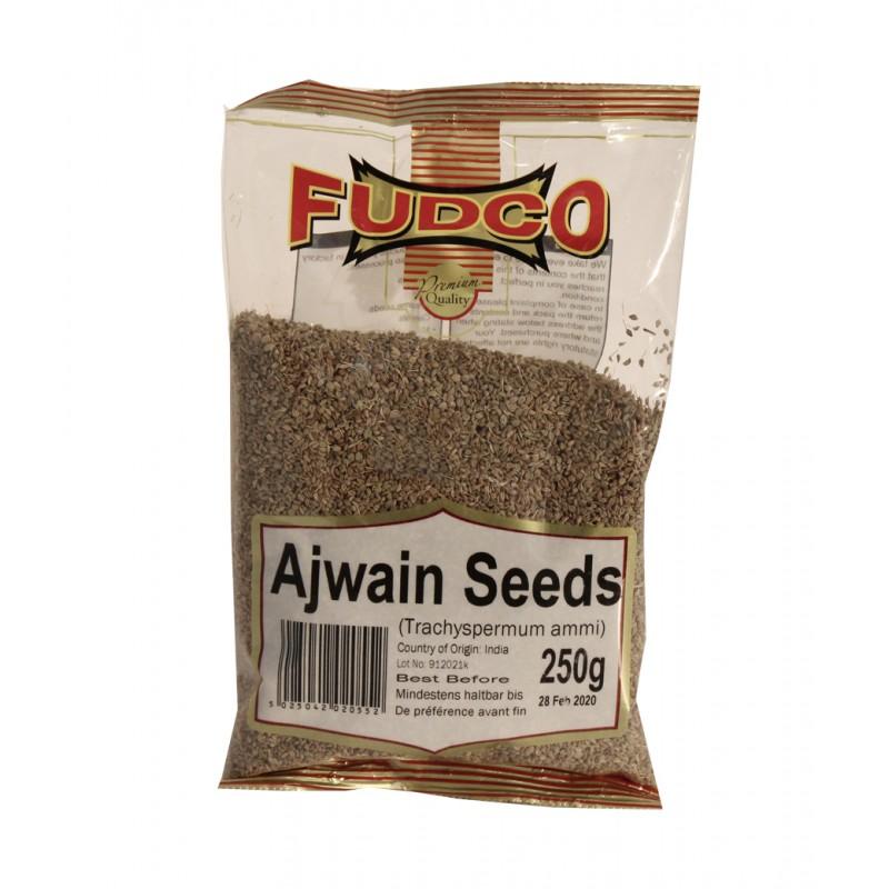Fudco Ajwain Seeds 250g