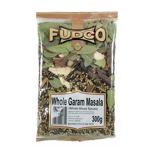 Fudco Whole Garam Masala 300g