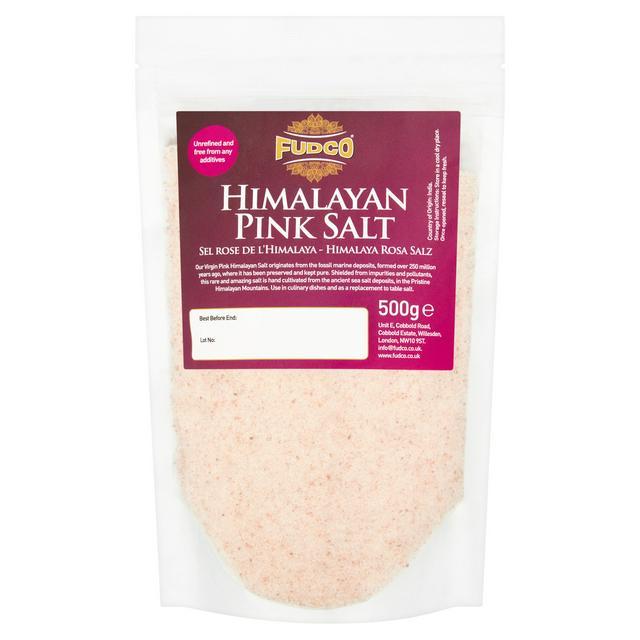 Fudco Himalayan Pink Salt 900g