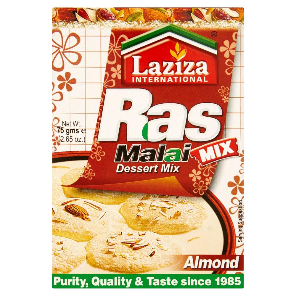 Laziza Rasmalai Almond 75g