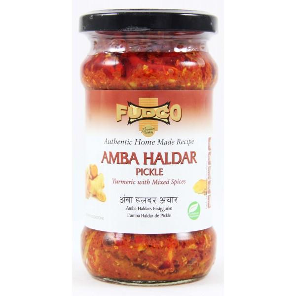 Fudco Amba Haldi Pickle 300g