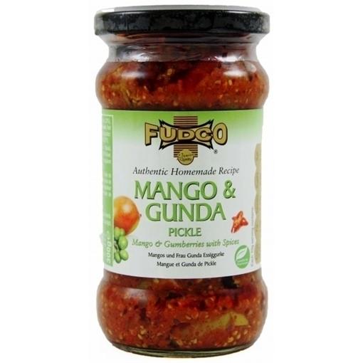 Fudco Mango & Gunda Pickle 300g