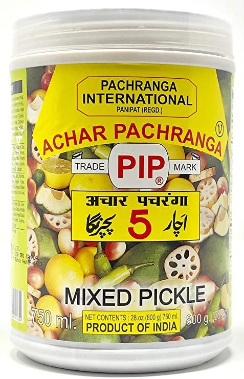 Pachranga Mix Pickle 800g