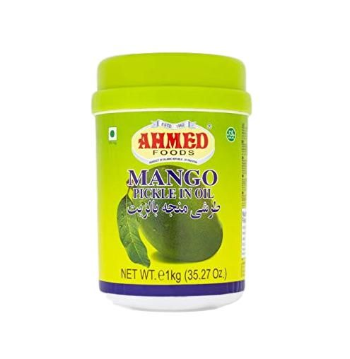 Ahmed Chilli Pickle 1kg