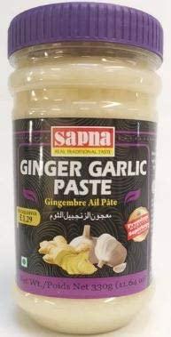 Sapna Ginger Garlic Paste 330g
