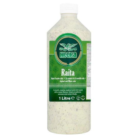 Heera Yoghurt Mint Raita 1L