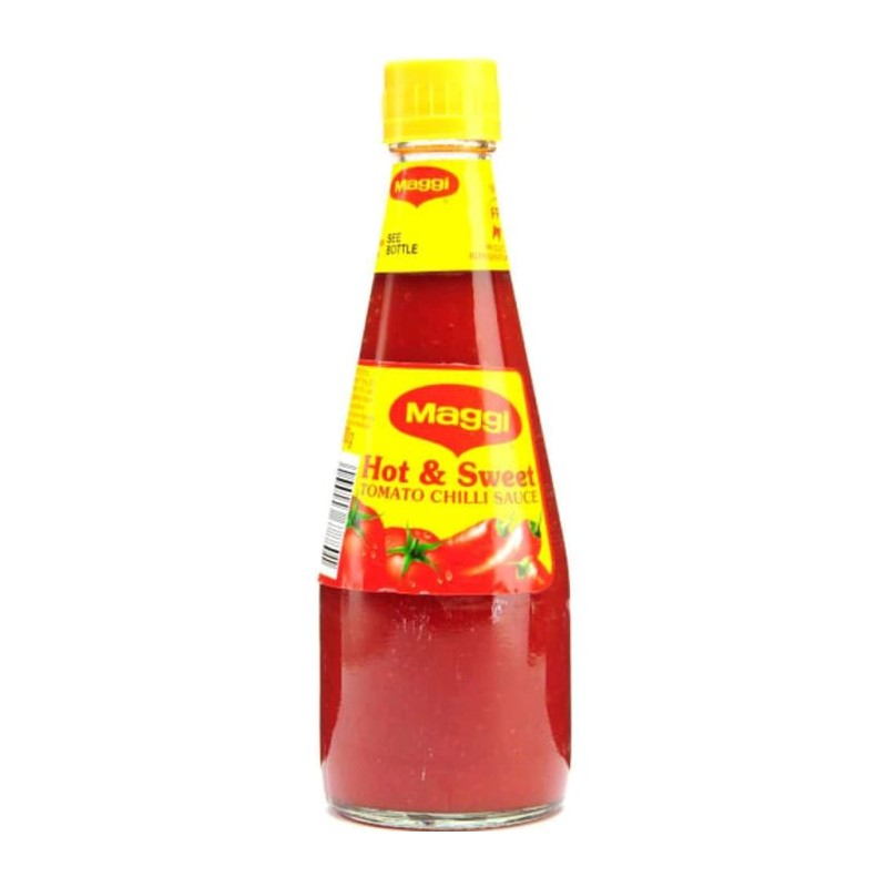 Maggi Hot & Sweet Sauce 400g