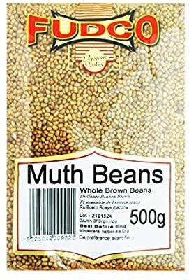 Fudco Moth Beans 500g