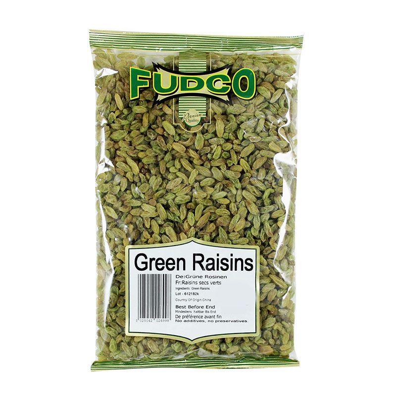 Fudco Green Raisins 700g