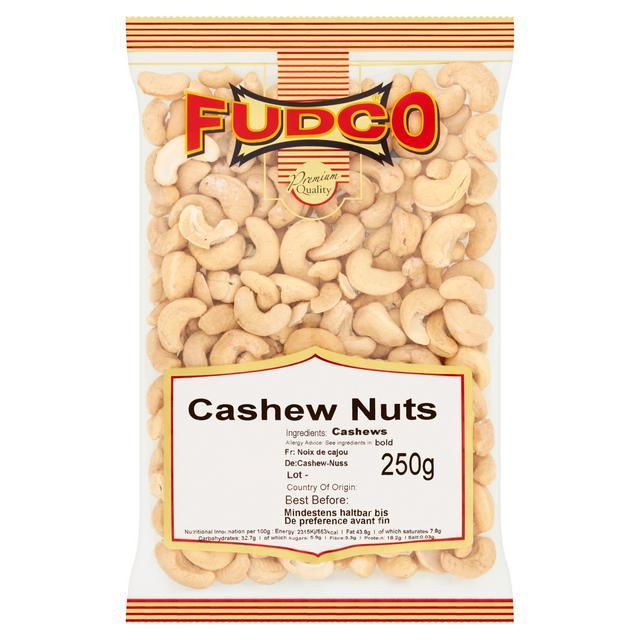 Fudco Cashew Nuts 250g
