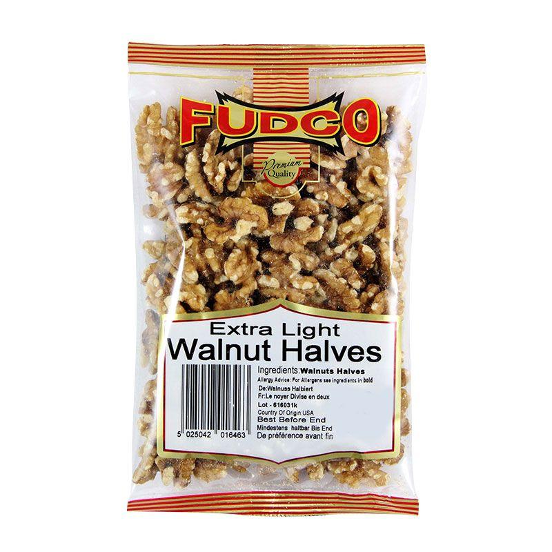 Fudco Extra Light Walnut Halves 175g