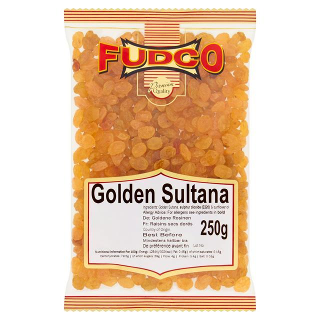 Fudco Golden Sultana 250g