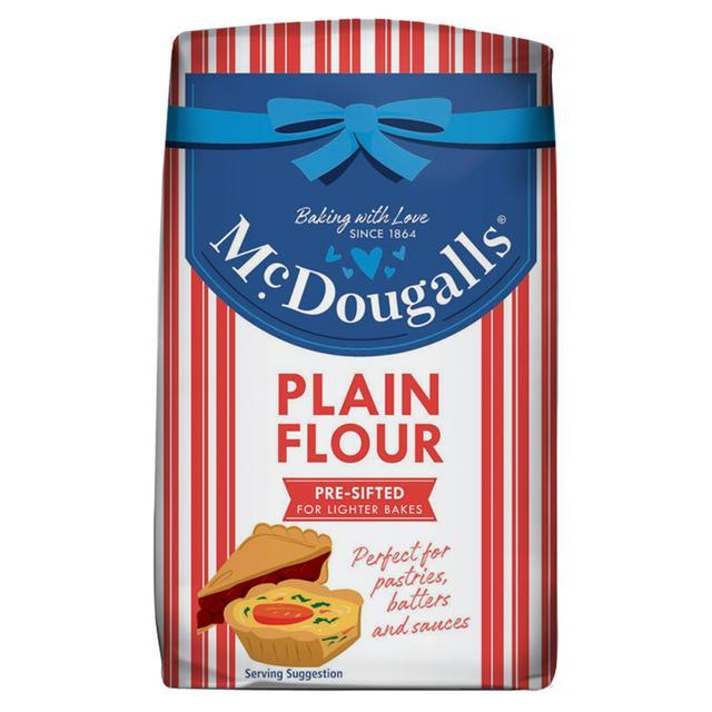 Mc Dougalls Plain Flour 500g