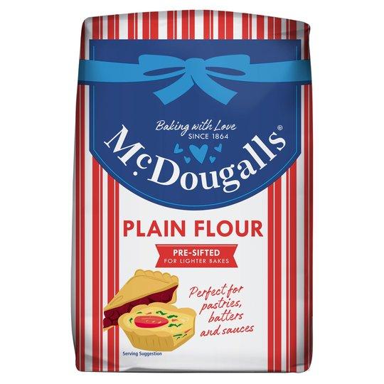 Mc Dougalls Plain Flour 1.1kg