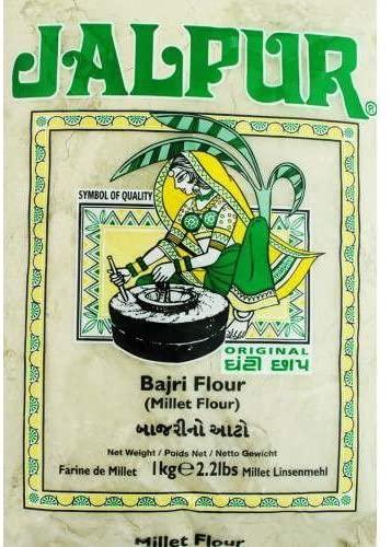 Jalpur Bajri Flour 1kg