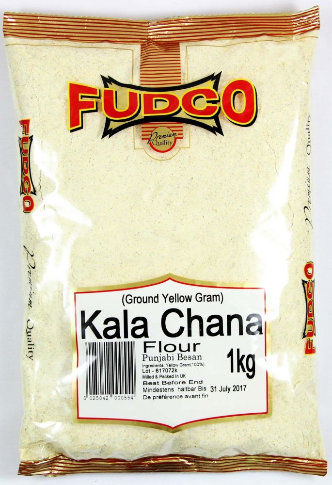 Fudco Kala Chana Flour 1kg