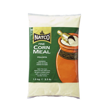 Natco Cornmeal Fine 1.5kg