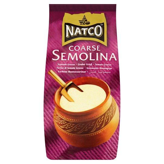 Natco Semolina Coarse 500g (Buy 1 Get 1 FREE)
