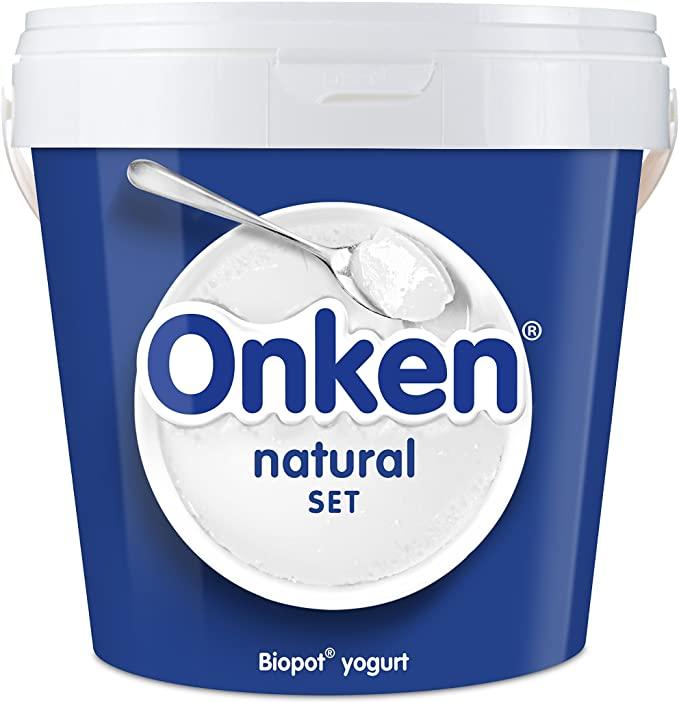 Onken Natural Set Yoghurt 1kg