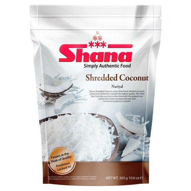 Shana Shredded Coconut 300g