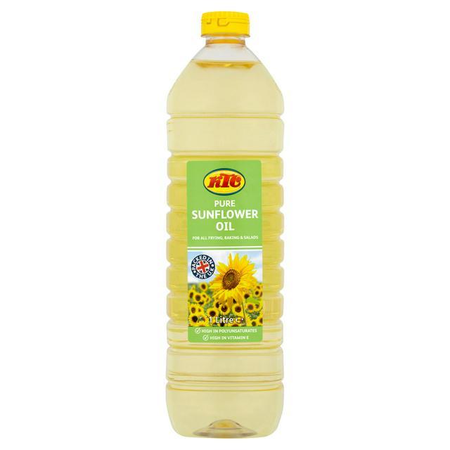 KTC Pure Vegetable Oil 1L
