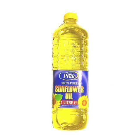 Pride Pure Sunflower Oil 1L
