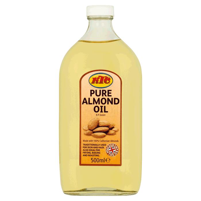 KTC Pure Almond Oil 500ml