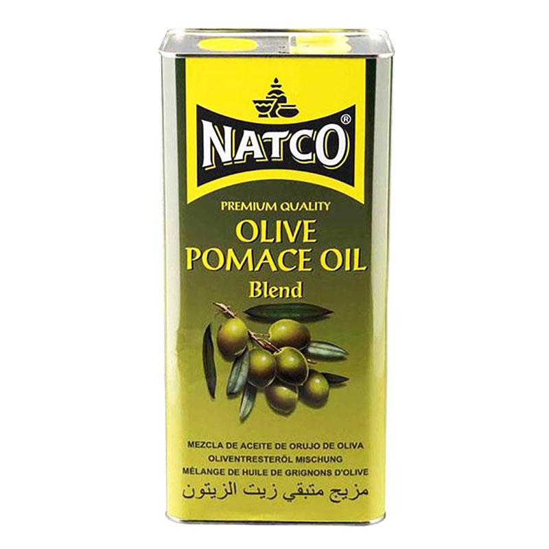 Natco Blended Olive Pomace Oil 5L