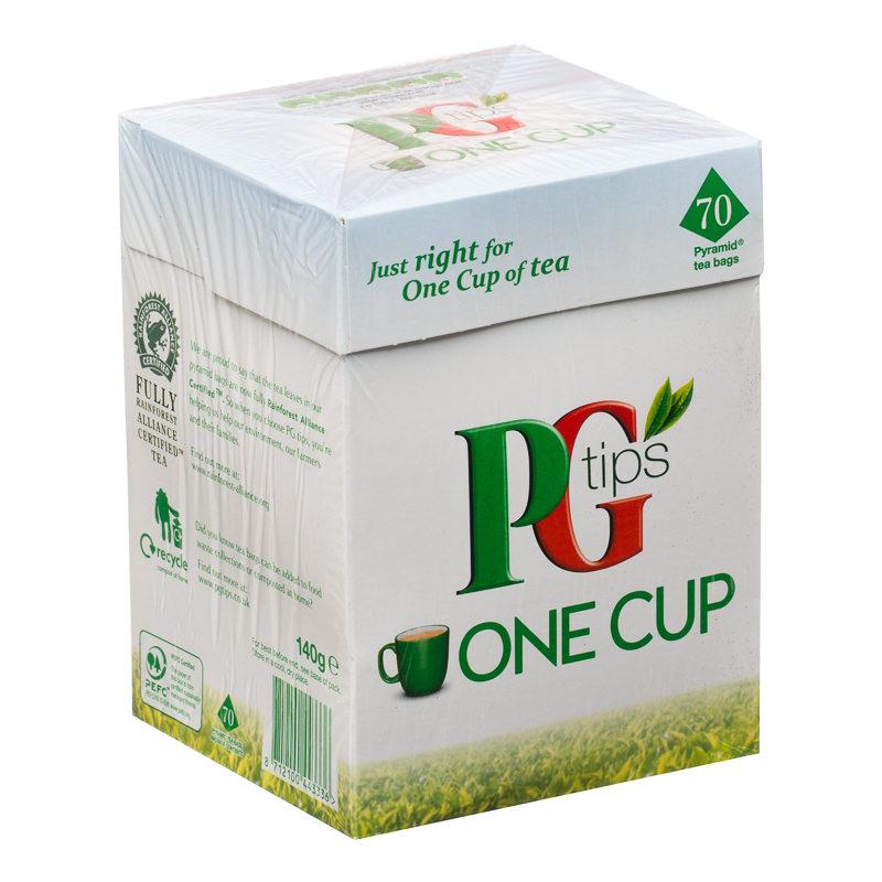 PG Tips Original 70 Tea Bags
