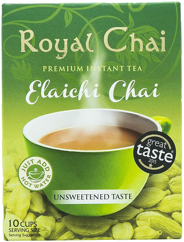 Royal Chai Elaichi Unsweetened 180g - 10's
