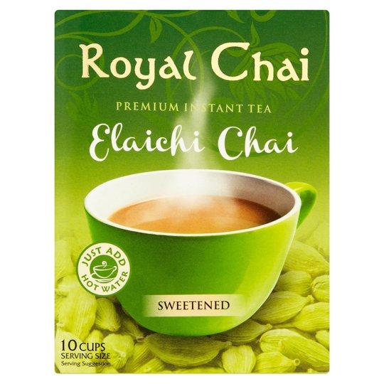 Royal Chai Elaichi Sweetened 220g - 10's