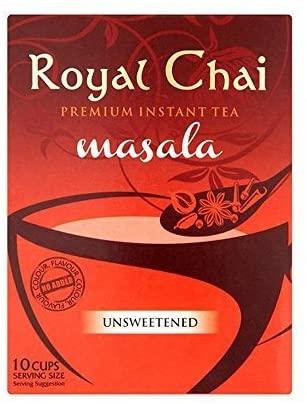Royal Chai Masala Unsweetened 180g - 10's