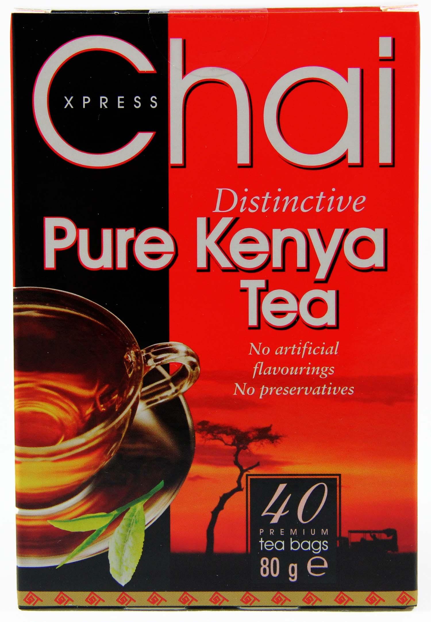 Chai Express Pure Kenyan Tea 40's