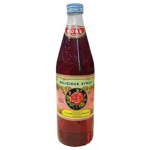 Kiat Rose Syrup 750ml