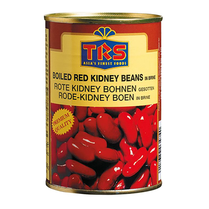 TRS Canned Red Kidney Beans 400g