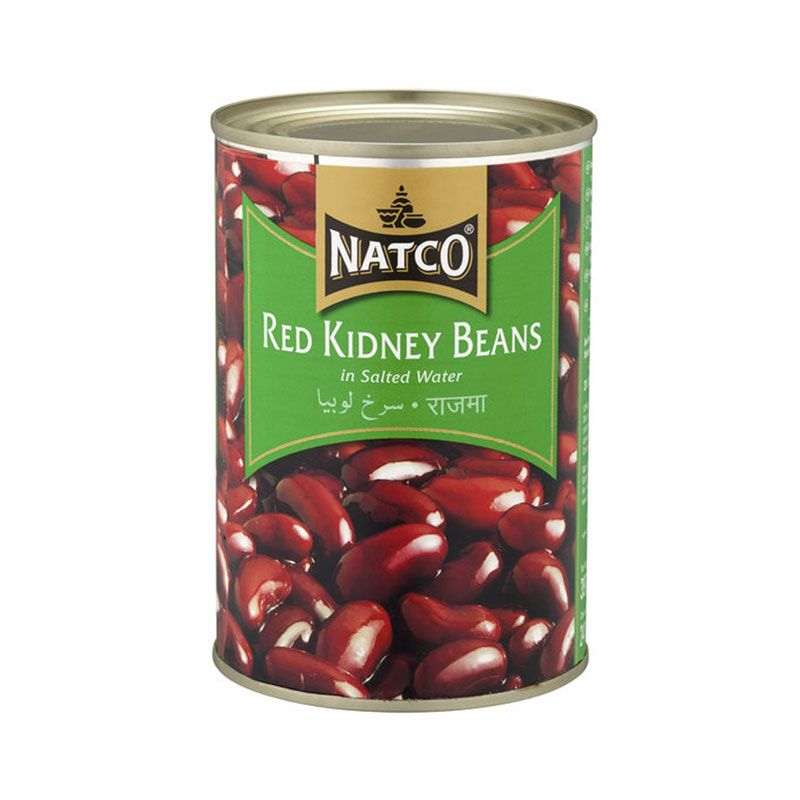 Natco Canned Red Kidney Beans 400g