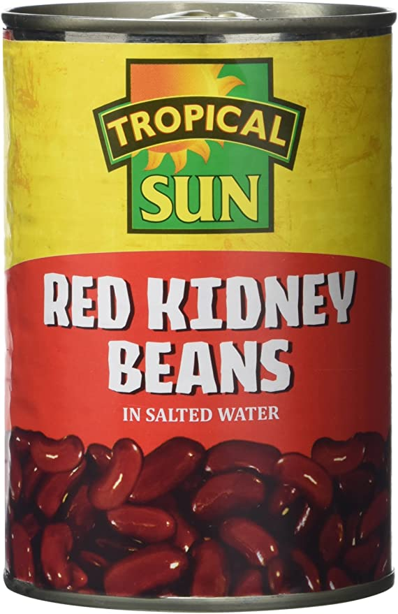 Tropical Sun Canned Red Kidney Beans 2.5kg