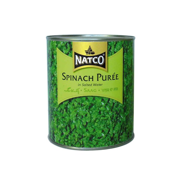 Natco Spinach Puree (Saag) 795g