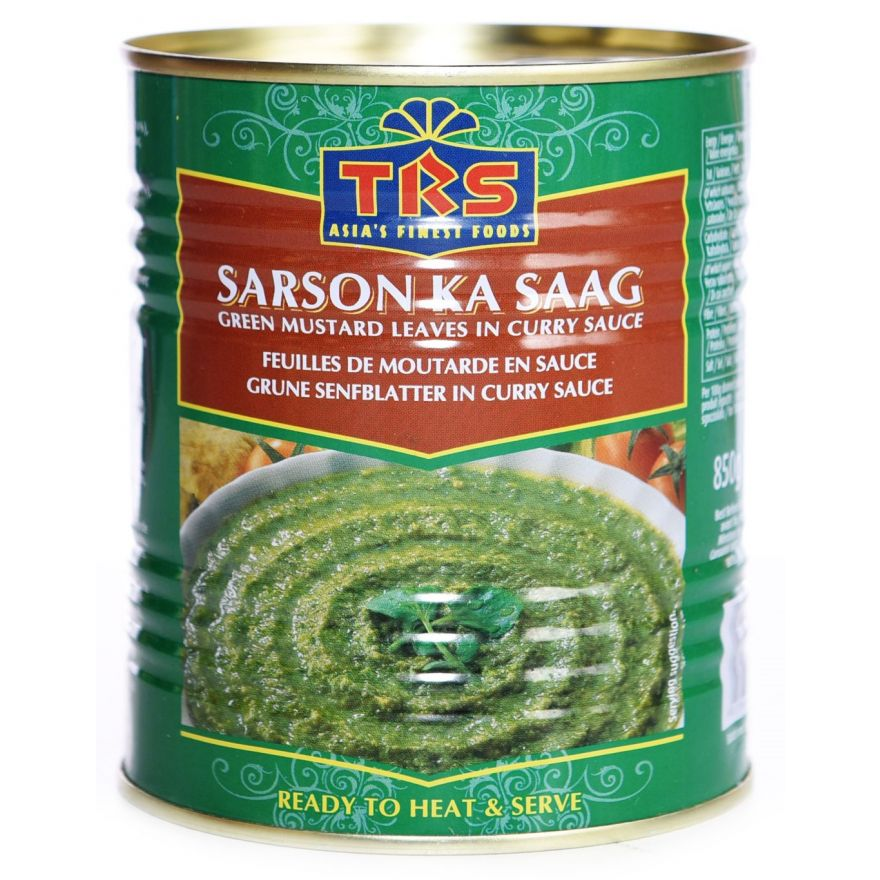 TRS Sarson Ka Saag 850g