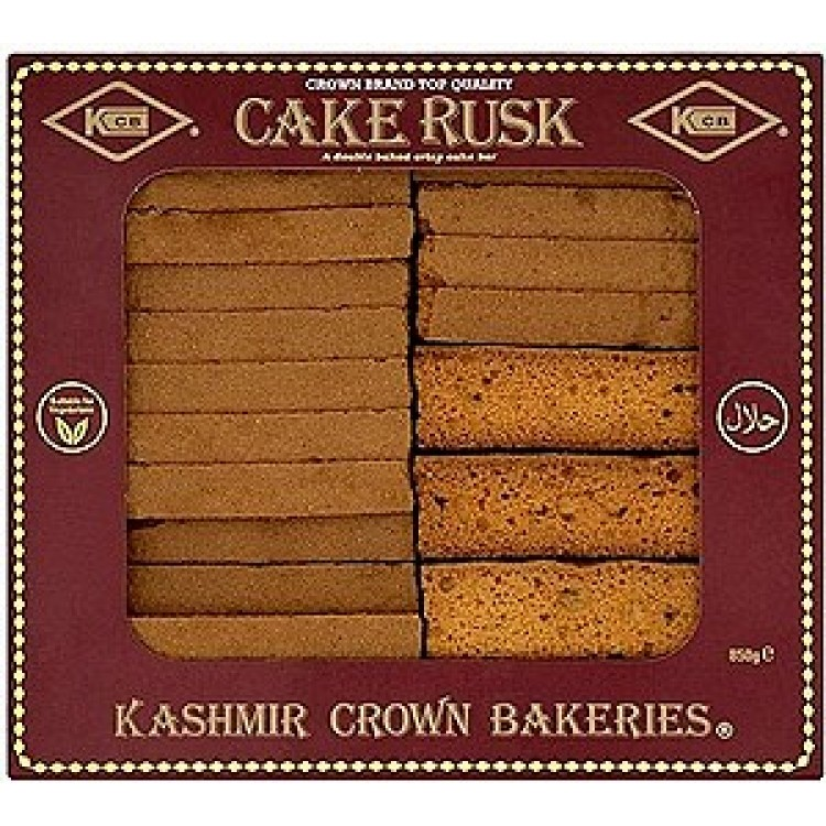 KCB Cake Rusk Pack of 26