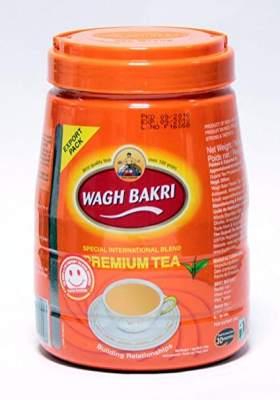 Wagh Bakri Premium Loose Tea Jar 1kg