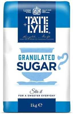 Tate & Lyle White Sugar 1KG