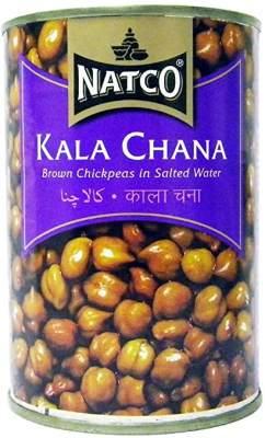 Natco Canned Kala Channa 400g