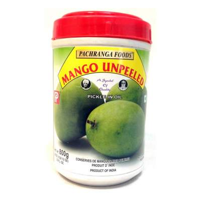 Pachranga Unpeeled Mango Pickle 800g