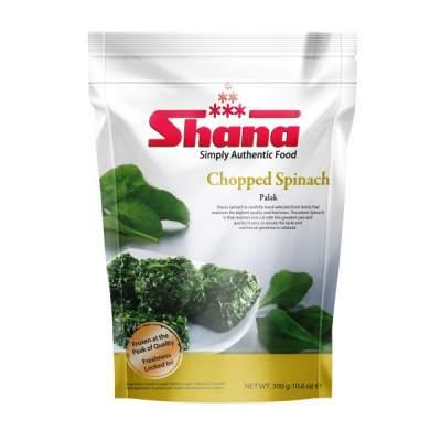 Shana Frozen Spinach 300g