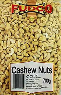 Fudco Premium Cashew Nuts 700g