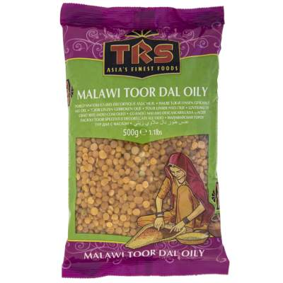 TRS Toor Dall Oily 500g (Buy 2 Get 1 FREE)